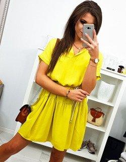 Krótkie sukienki idealny wybór na lato