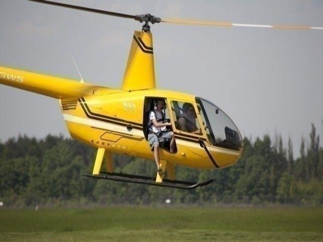 Lot helikopterem – niezwykłe doświadczenie